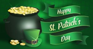 St. Patrick's Day, March, Pot of Gold